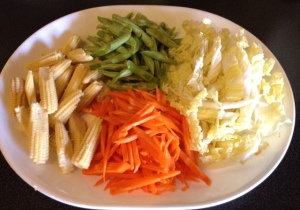 pancit veges